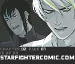 STARFIGHTER PANELS CH02 PG 69 by HamletMachine