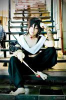 COSPLAY-MAGI:JUDAL00 by yolkler