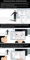 Advanced Material Morphing (PMX Editor) by BloodyKylie