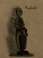 3rd Council: Mandrake by Shrineheart