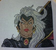 Ultimate Storm Cross-Stitch by saber4734