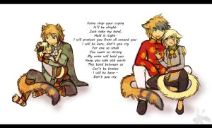 .I Will Be Here, Don't You Cry.+ by Kintanga
