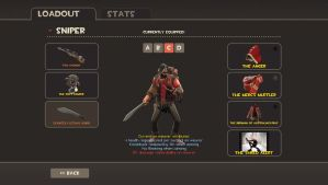 TF2 Sniper Loadout by zOMG-a-DropBear