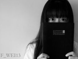 Me and note book by FWEI13