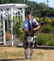 Highland Games: Bagpipe by Photos-By-Michelle