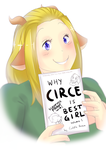 [Revived] Circe by Cuddle-Beam