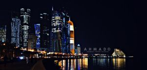Qatar MidNight by CS-01