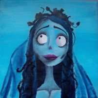 Corpse Bride by billywallwork525