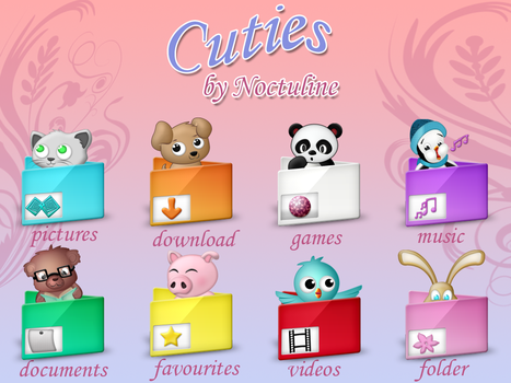 Cuties by Noctuline
