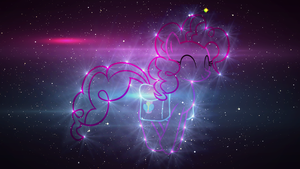 The Constellation of Pinkie Pie by PinkiePizzles