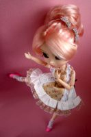 Doll clothing:  lolita dress by lovehaze