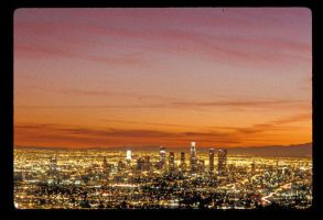 Los Angeles by shootstuffguy