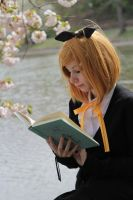 Reading Stock 23 by Malleni-Stock