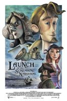 Launch o.t. Screaming Narwhal by Laserschwert