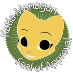 Katia Managan seal of Approval by AMKitsune