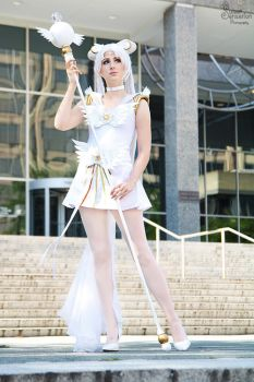 Sailor Cosmos I by Dessi-Desu