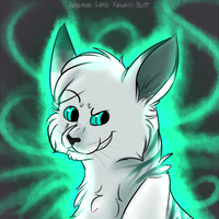 Minto Icon -commission- by Tybirius