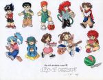 yuyu hakusho people by chillwinterheart