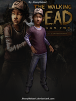 Clementine - The Walking Dead - Season 2 by JhonyHebert