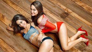 WWE The Bella Twins Brie and Nikki Photo by windows8osx