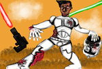 Contest Zombie Clone Trooper by Frozx398