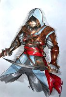 Assassins creed by LeTWork
