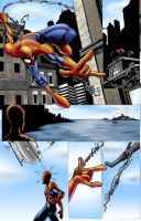 Daytime Spideysequential by LP by TheNass