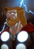 God of Thunder by caiomm