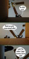 Plastic Adventures - Part 5 by Contraltissimo