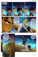 DBZ - Luck is in Soul at home - Luck 1 Page 22 by RedViolett