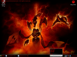 my desktop2 by The----Ghost