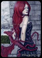 ACEO -- Coming Storm by ElvenstarArt