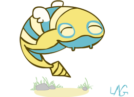 Dunsparce you Scamp by Dunsparce-is-best