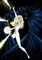 Cloak and Dagger by tomcrielly