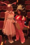Wild and Pink (Tora Con 2015) by JackitK