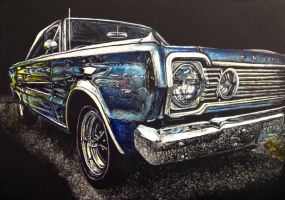 Plymouth Belvedere by kemiking