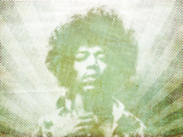 Jimi Hendrix - One by MadeInKobaia