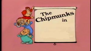 Alvin and the Chipmunks title card 2 (blank) by gleefulchibi