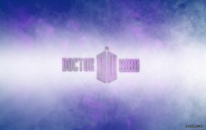 Doctor Who wallpaper by Balkanicon
