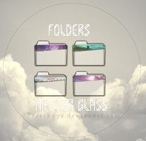 Folders Hipster Glass' by FeerChyys