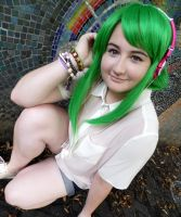 Casual!Gumi- Feelin' Good by DreamsOverRealityCos
