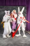 Tracon 2014: Okami group picture III by cynderfan35
