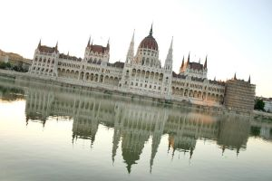 Parliament at Budapest by newstarlet