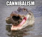 Cannibalism by Lilmike111
