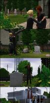 TS3: Goodbye Dad by riezforester
