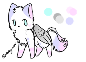 Pastel Cat Custom by Mistedmoon-butts
