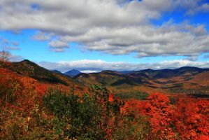 New Hampshire Mountains by Celem