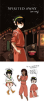 Avatar_kinda spirited away by DisturbingGreen