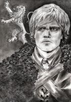 Tyrion Lannister by gabor5555