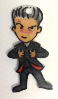 12th Doctor charm by Lovelyruthie